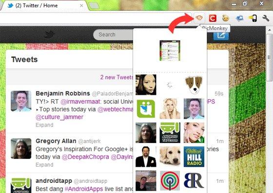 Cómo hacer y editar capturas de pantalla con la extensión de Chrome PicMonkey