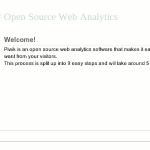 Piwik es una gran alternativa a Google Analytics, rastrea el tráfico en tiempo real para sus sitios