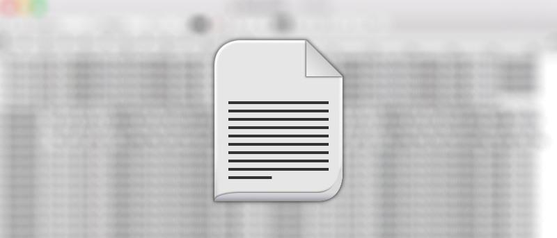 Establezca el texto plano como el predeterminado en TextEdit en su Mac