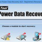 Recupere sus archivos borrados con Power Data Recovery (reseña y sorteo)