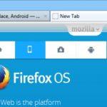 Previsualizar las pestañas de Firefox sin hacer clic en ellas