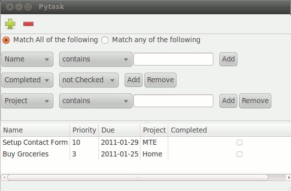 Pytask: Una sencilla herramienta de gestión de tareas para su escritorio [Linux]