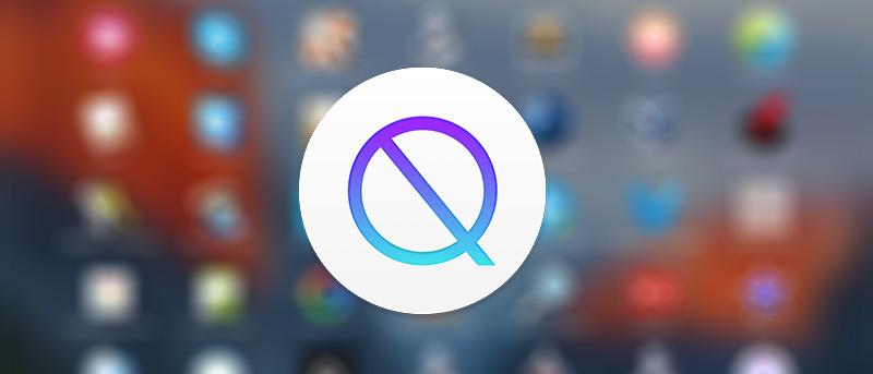QBlocker le ayuda a dejar de salir de las aplicaciones accidentalmente