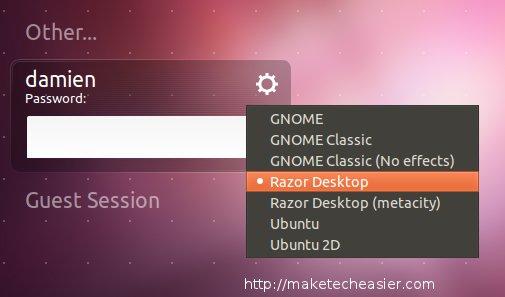 Razor-qt: un nuevo administrador de escritorio ligero para Linux
