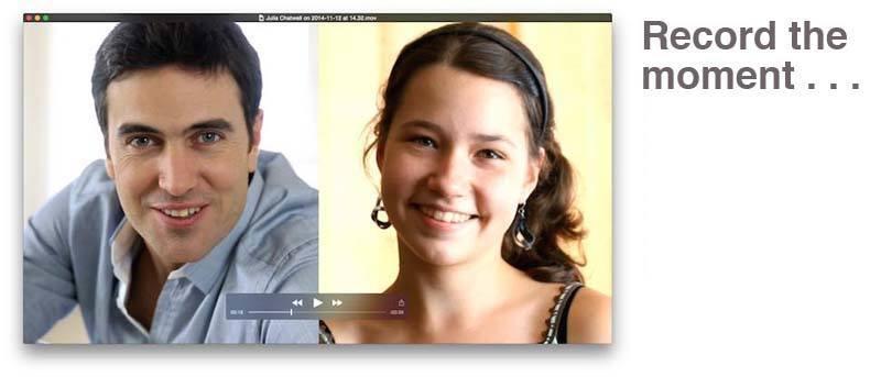 Cómo grabar entrevistas en Skype y FaceTime en OS X
