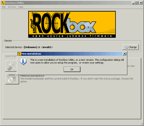 Desate tu iPod de iTunes con Rockbox