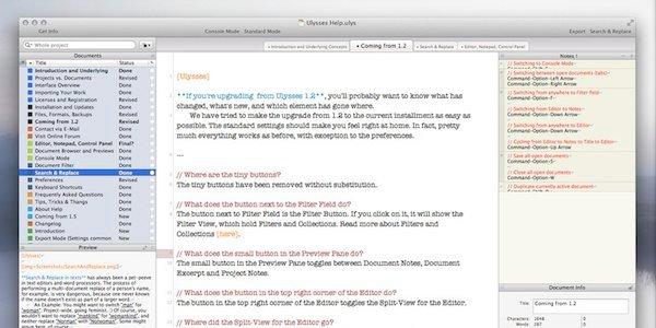 Cómo ser un blogger superior con estas aplicaciones [Mac].