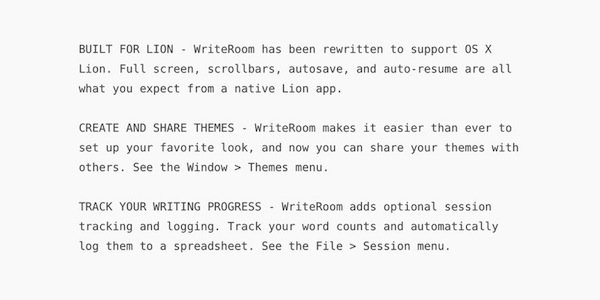 Cómo ser un bloguero de primera con estas aplicaciones [Mac]
