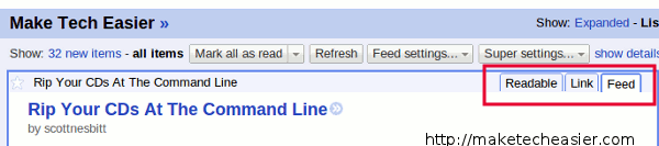 4 grandes maneras de convertir un feed RSS parcial en un feed RSS completo