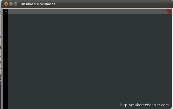 Scribes: Un editor de texto ligero pero potente para Linux