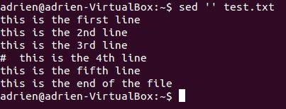 Guía para principiantes de Sed [Linux]