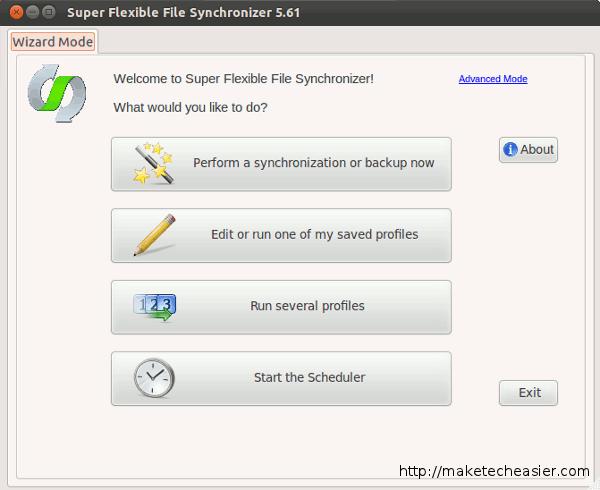 El sincronizador de archivos súper flexible es una herramienta de respaldo gratuita, con soporte para documentos de Google [Linux]