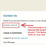 Cómo eliminar el código corto no utilizado de las publicaciones [WordPress]