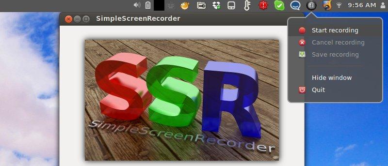 Cómo realizar una grabación de pantalla en Ubuntu utilizando SimpleScreenRecorder