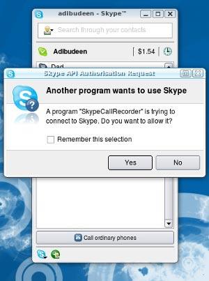 Cómo grabar llamadas de Skype en Linux