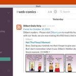 Cómo utilizar Slack como lector de RSS
