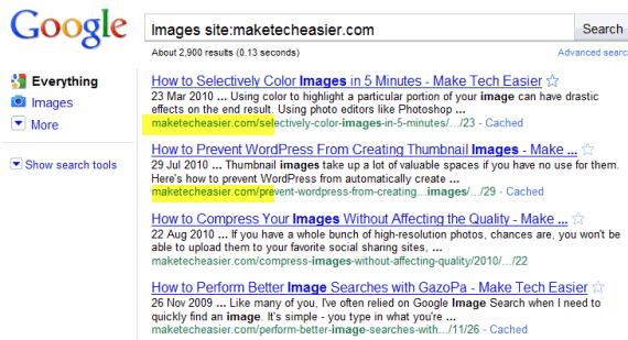 Cómo realizar búsquedas específicas de sitios con Google, Yahoo y Bing