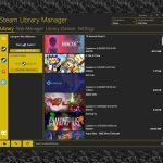 Use Steam Library Manager para mover rápidamente los juegos de Steam a otra unidad