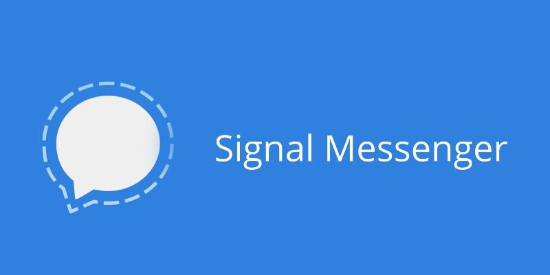 Por qué debería pasarse a la aplicación Signal Chat