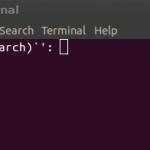 Busque su historial de comandos en la terminal con este atajo