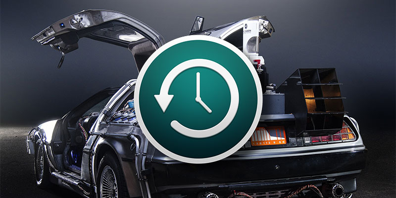 Cómo configurar Time Machine para usar múltiples unidades para copia de seguridad en Mac