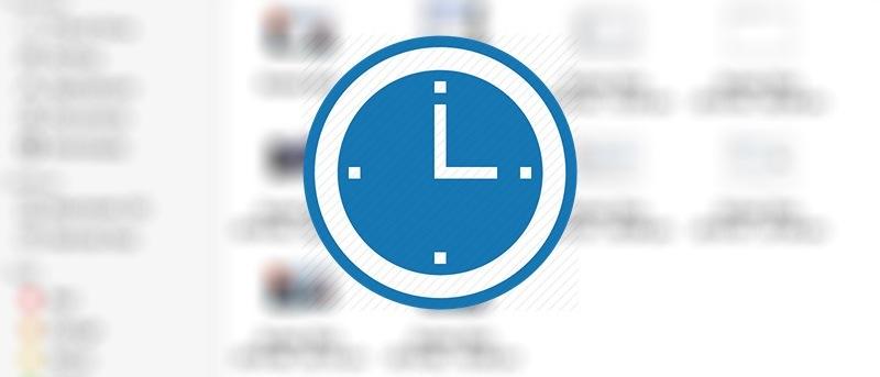 Cómo eliminar la marca de tiempo de los nombres de archivos de capturas de pantalla en su Mac