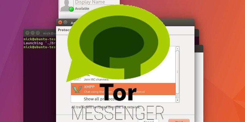 Tor Messenger: Una nueva forma segura de chatear