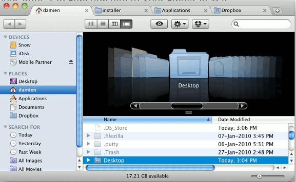 TotalFinder agrega funcionalidad de pestañas a su buscador en Mac