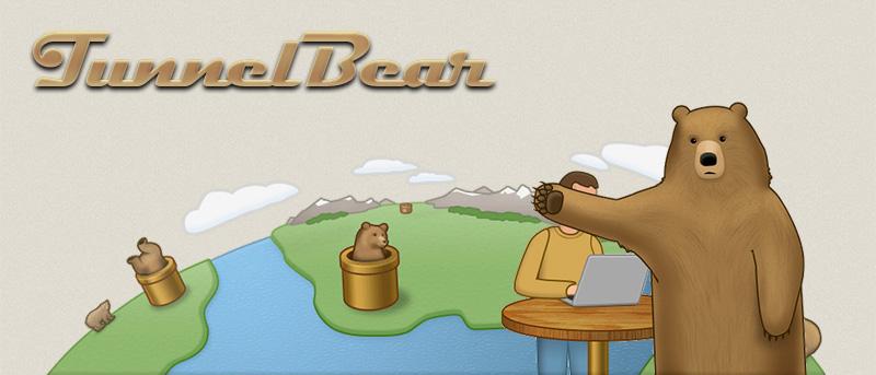TunnelBear VPN: Un hermoso oso que simplemente funciona - Reseña y sorteo