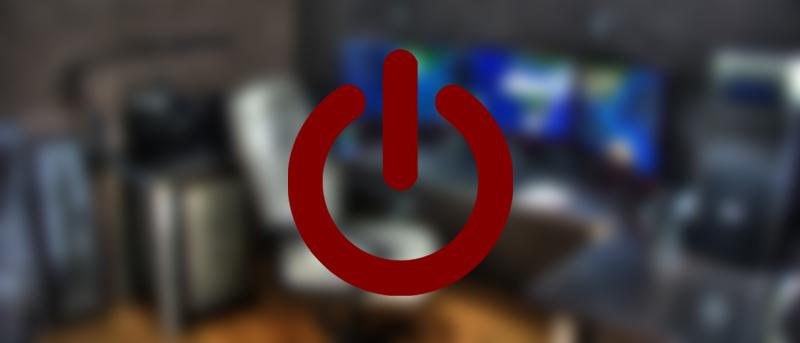 Apague su monitor automáticamente cuando bloquee Windows