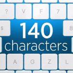 ¿Debe Twitter duplicar su límite de caracteres?