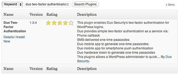 Cómo proteger su blog de WordPress con la autenticación de dos factores