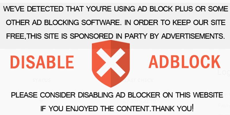 Cómo bloquear la detección de Adblock en cualquier sitio web