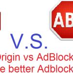 uBlock Origin: ¿mejor que AdBlock Plus?