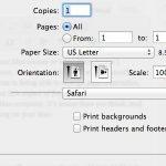 Mac 101: Cómo imprimir en su Mac
