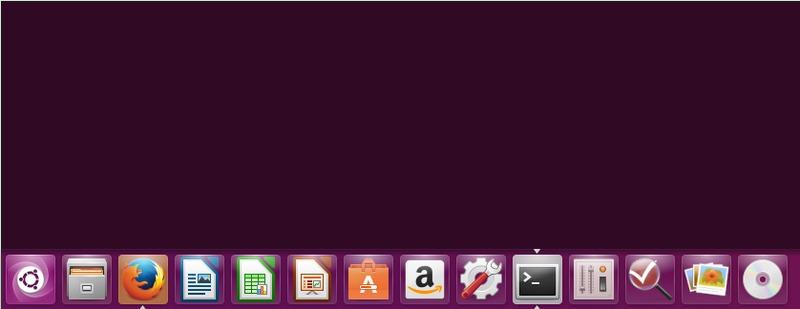 Cómo mover el lanzador de Unity a la parte inferior del escritorio en Ubuntu 16.04