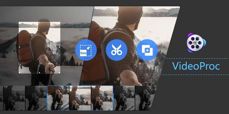 Videoproc: Edite y procese fácilmente sus vídeos como un experto