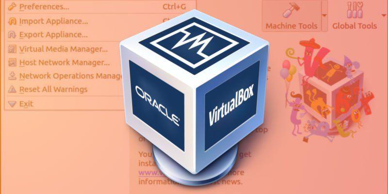 Cómo importar y exportar archivos OVA en Virtualbox