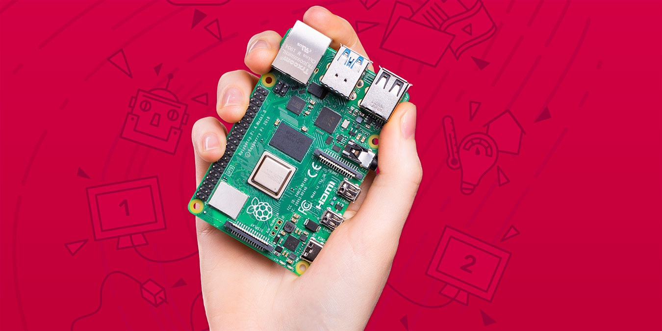 5 maneras de dar un buen uso a la Raspberry Pi 4