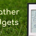 Los mejores widgets meteorológicos para su sitio web