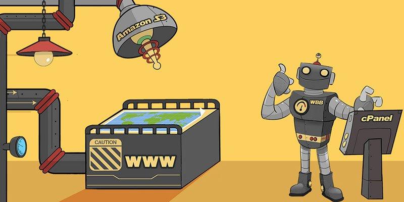 Realice fácilmente copias de seguridad de sus sitios web con Website Backup Bot