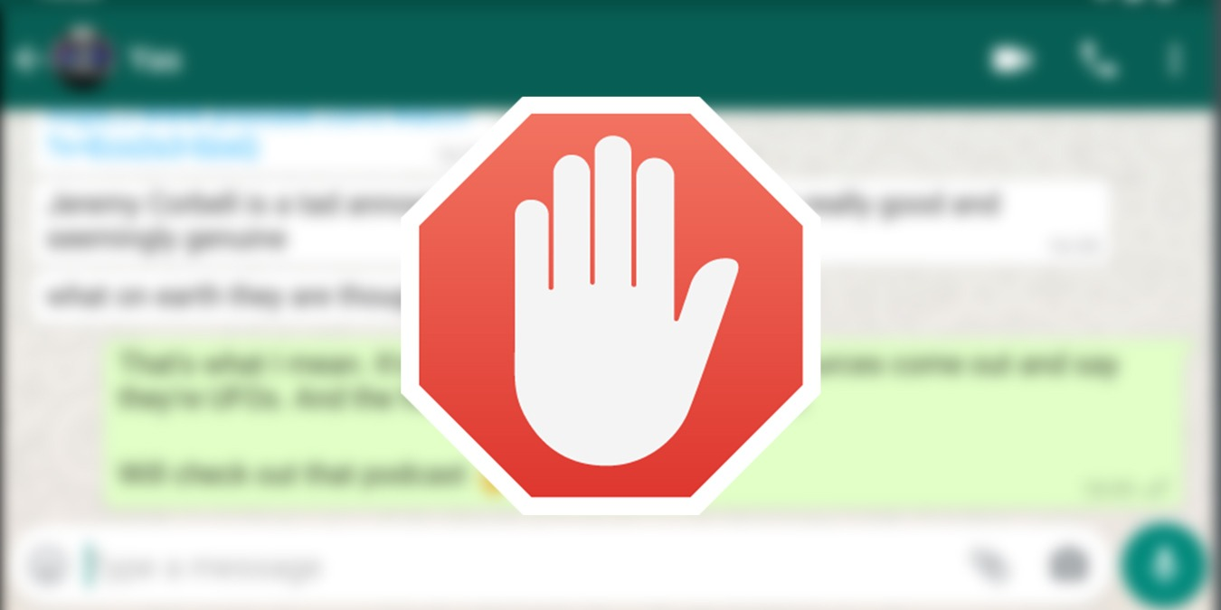 Qué ocurre cuando se bloquea a alguien en WhatsApp