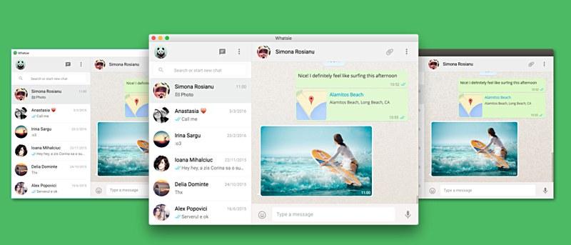 Whatsie: El cliente de escritorio no oficial de WhatsApp para Linux