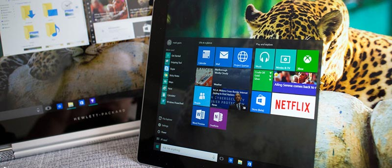 Cómo arreglar los azulejos en blanco en el menú de inicio de Windows 10