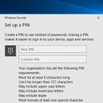 Cómo habilitar la complejidad del PIN en Windows 10 y hacer que el PIN de inicio de sesión sea más seguro