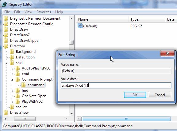 Personalizar el menú del botón derecho en Windows 7