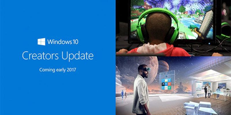 Todo lo que necesita saber sobre la actualización de creadores de Windows 10