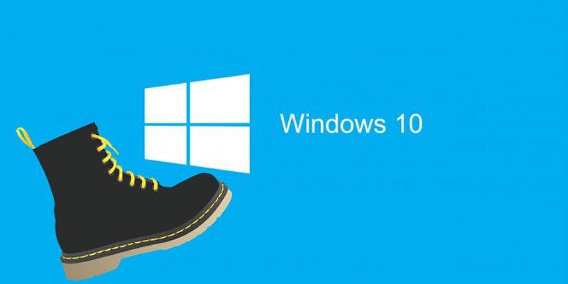¿Su Windows 10 es lento para arrancar? Hágalo más rápido con estos consejos