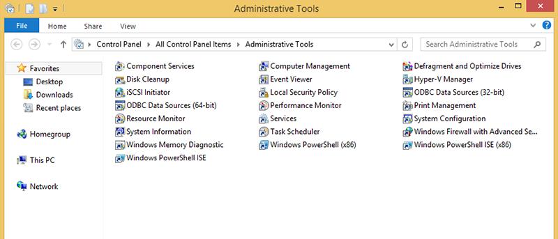 5 herramientas administrativas de Windows para gestionar eficazmente su PC con Windows