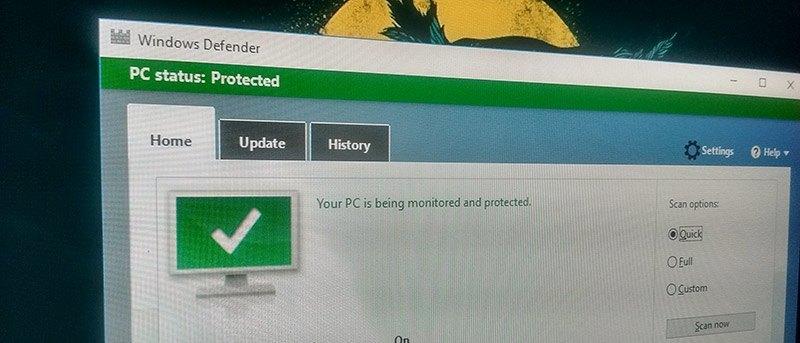 Cómo utilizar Windows Defender sin conexión para eliminar las infecciones persistentes